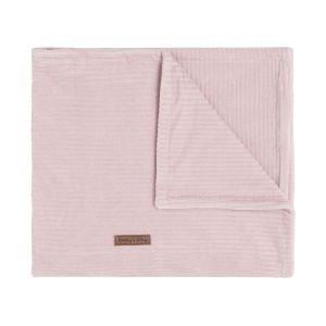 Cot blanket Sense old pink