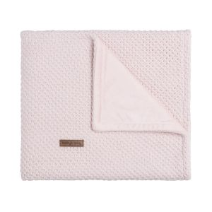 Cot blanket soft Flavor classic pink