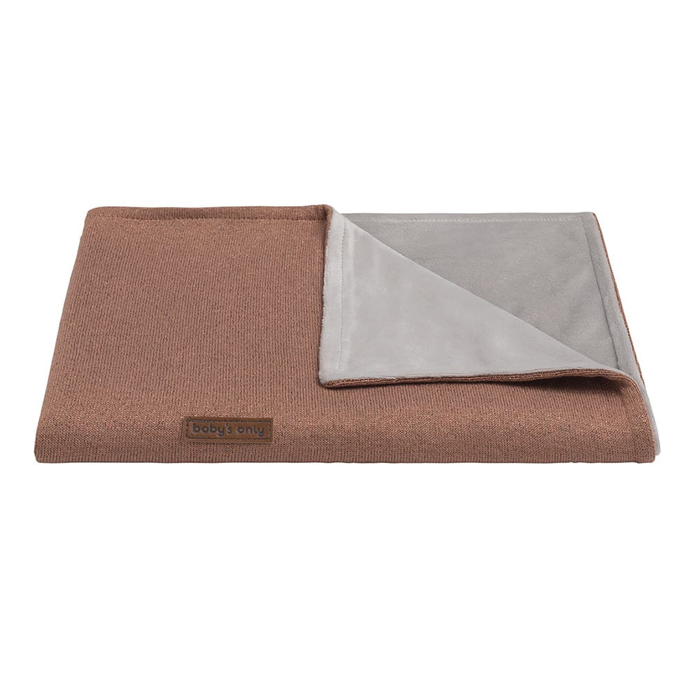 cot blanket soft sparkle copperhoney melee