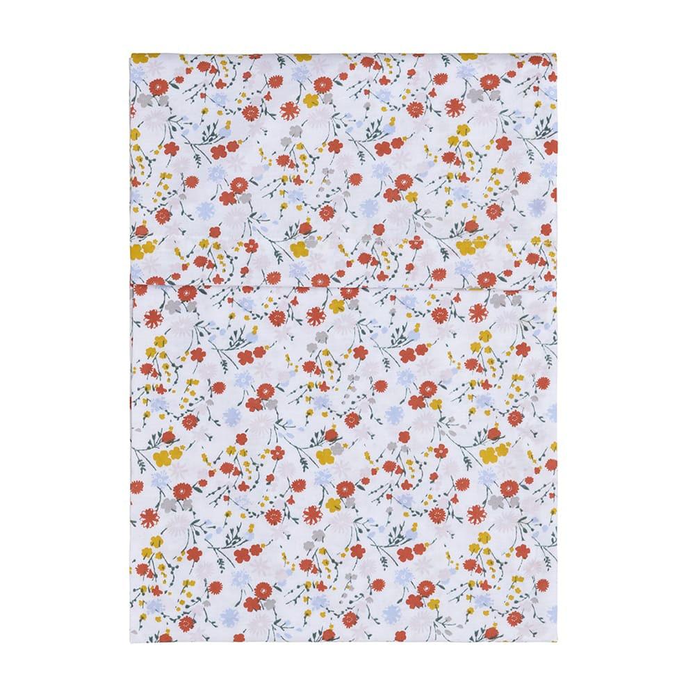 cot sheet bloom