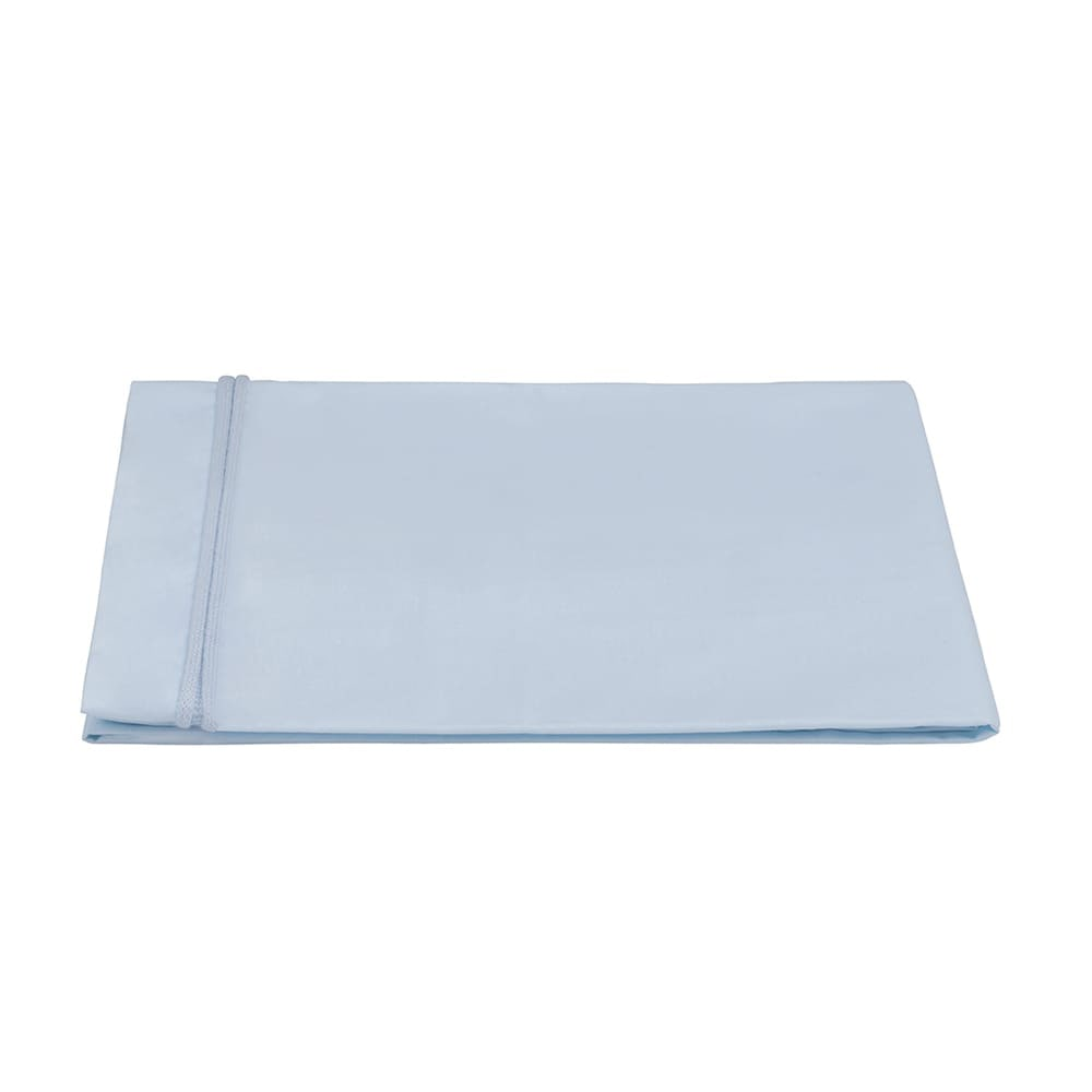 cot sheet powder blue