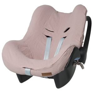Cover Maxi-Cosi 0+ Breeze old pink