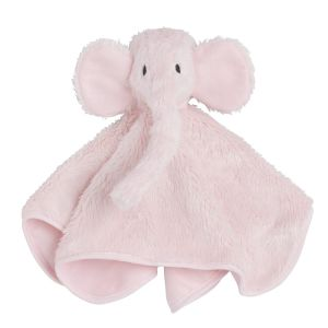 Cuddle cloth Elephant classic pink