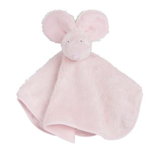 Cuddle cloth Mouse classic pink