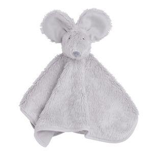 Cuddle cloth mouse silver-grey