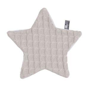 Cuddle cloth Star Cable loam