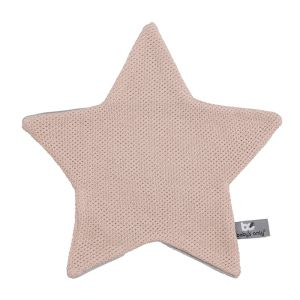 Cuddle cloth Star Classic blush
