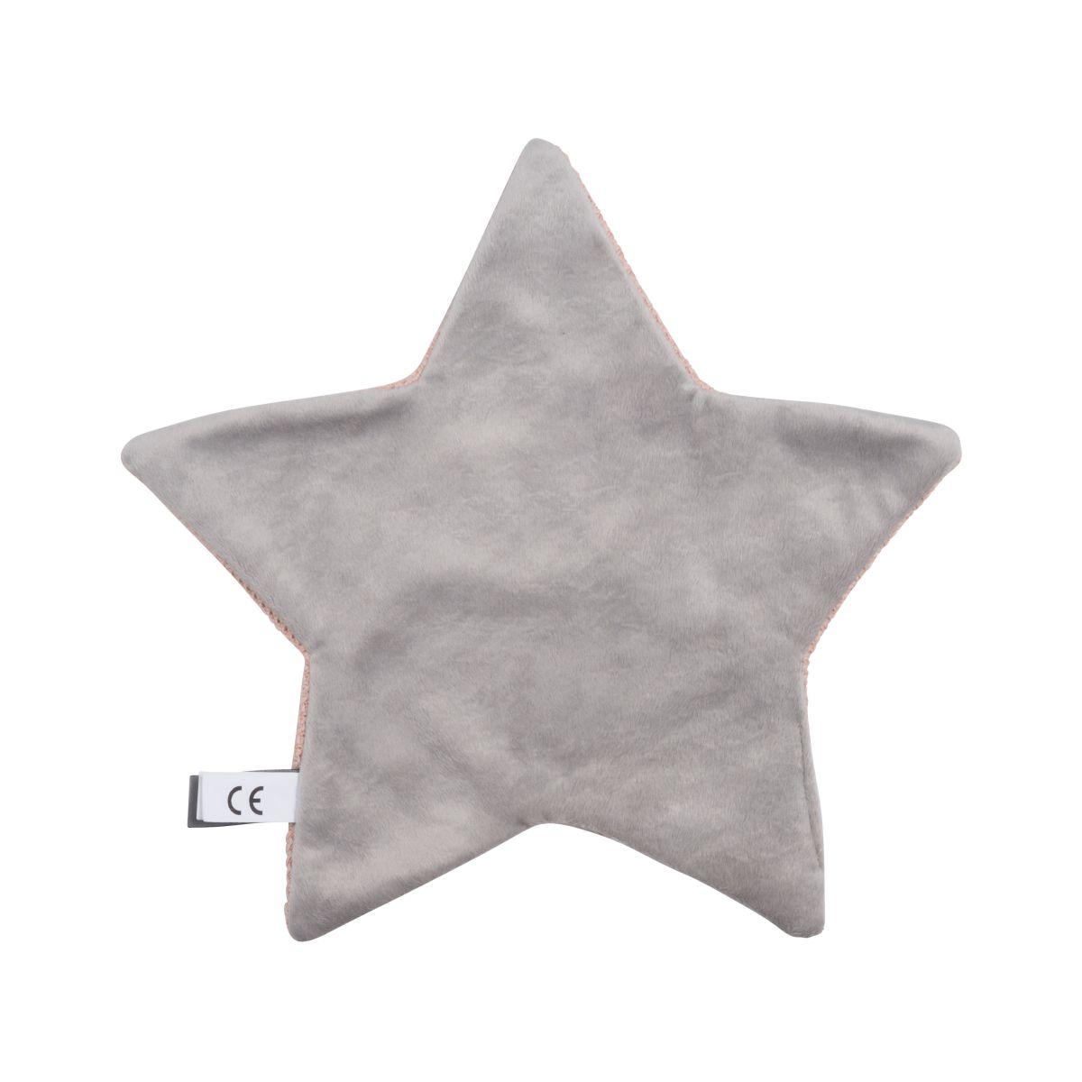 cuddle cloth star classic blush