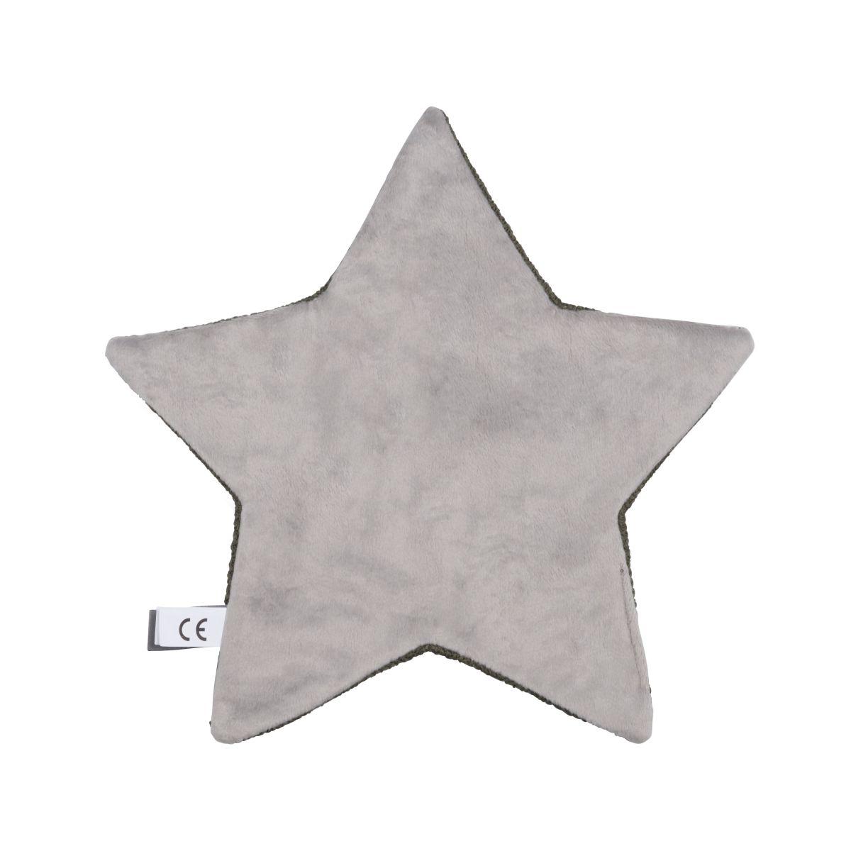 cuddle cloth star classic khaki
