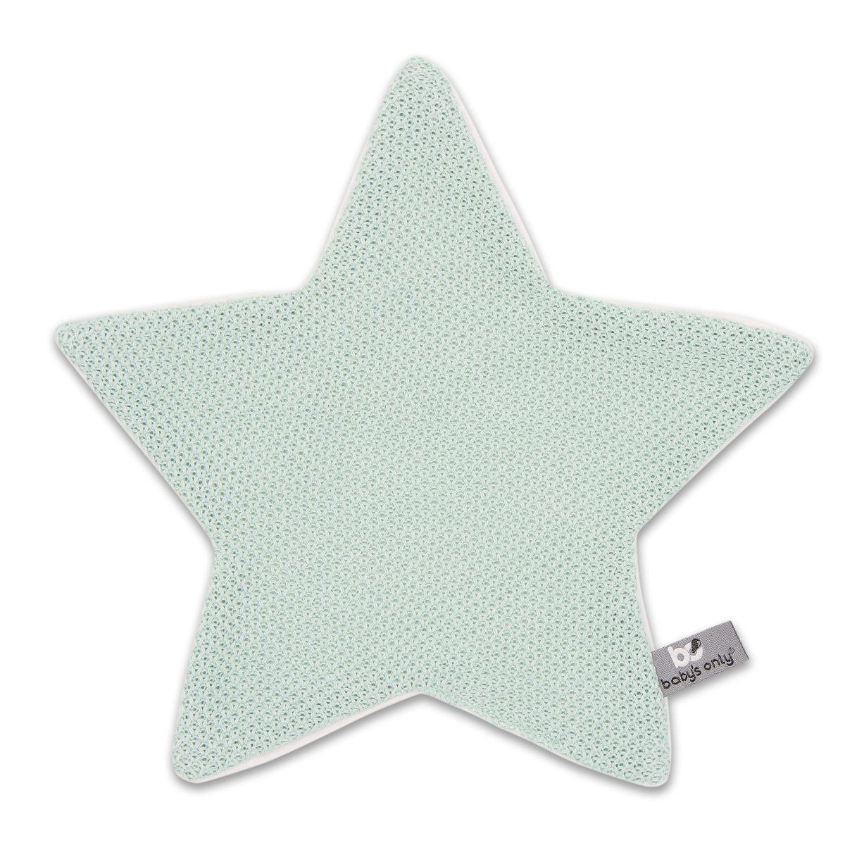 cuddle cloth star classic mint