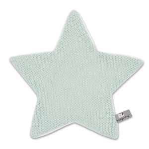 Cuddle cloth Star Classic mint