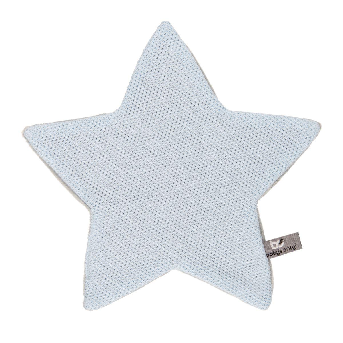 cuddle cloth star classic powder blue