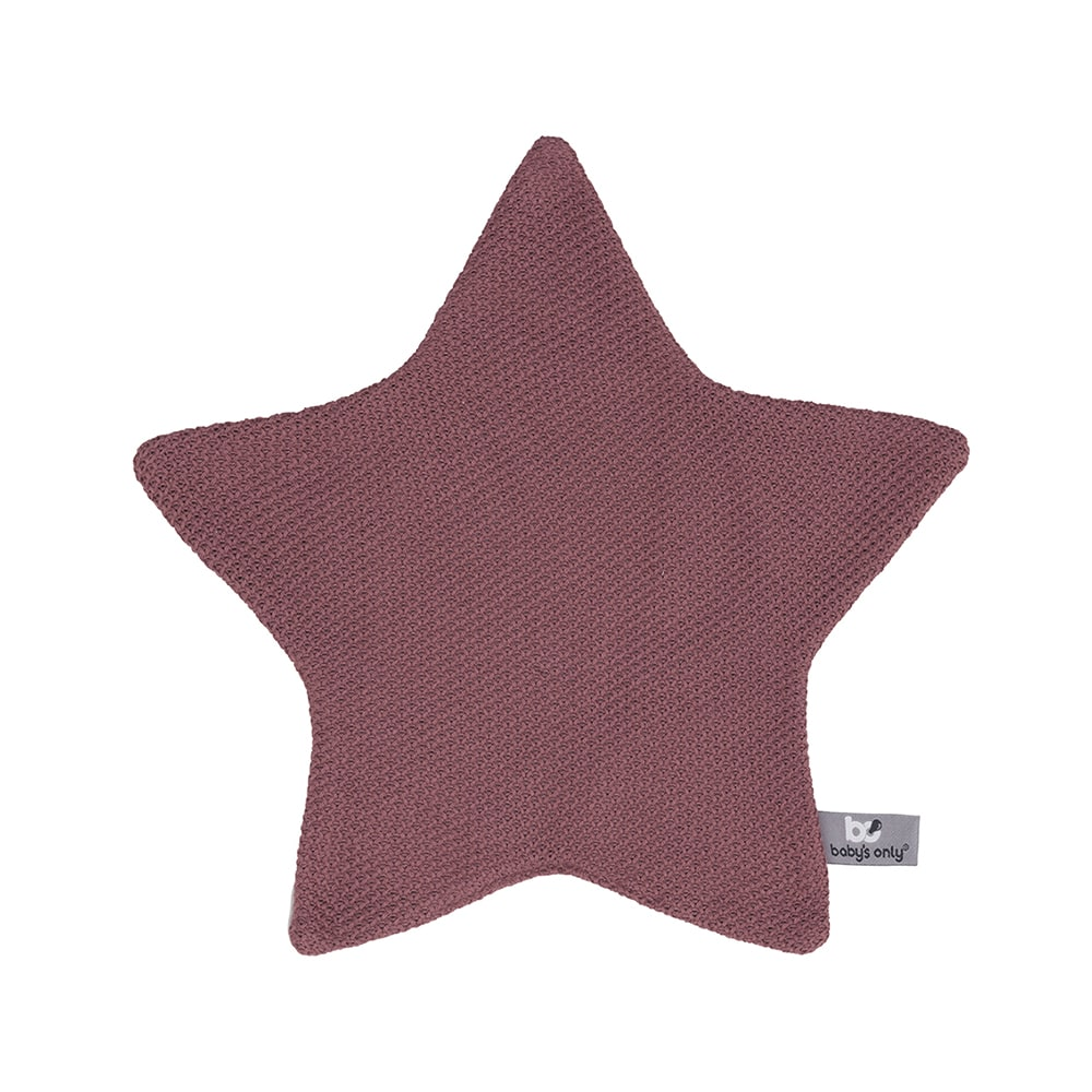 cuddle cloth star classic stone red