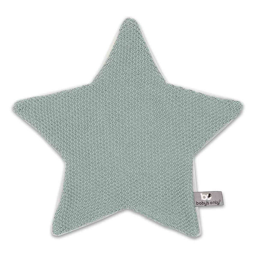 cuddle cloth star classic stonegreen
