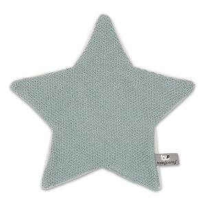 Cuddle cloth star Classic stonegreen