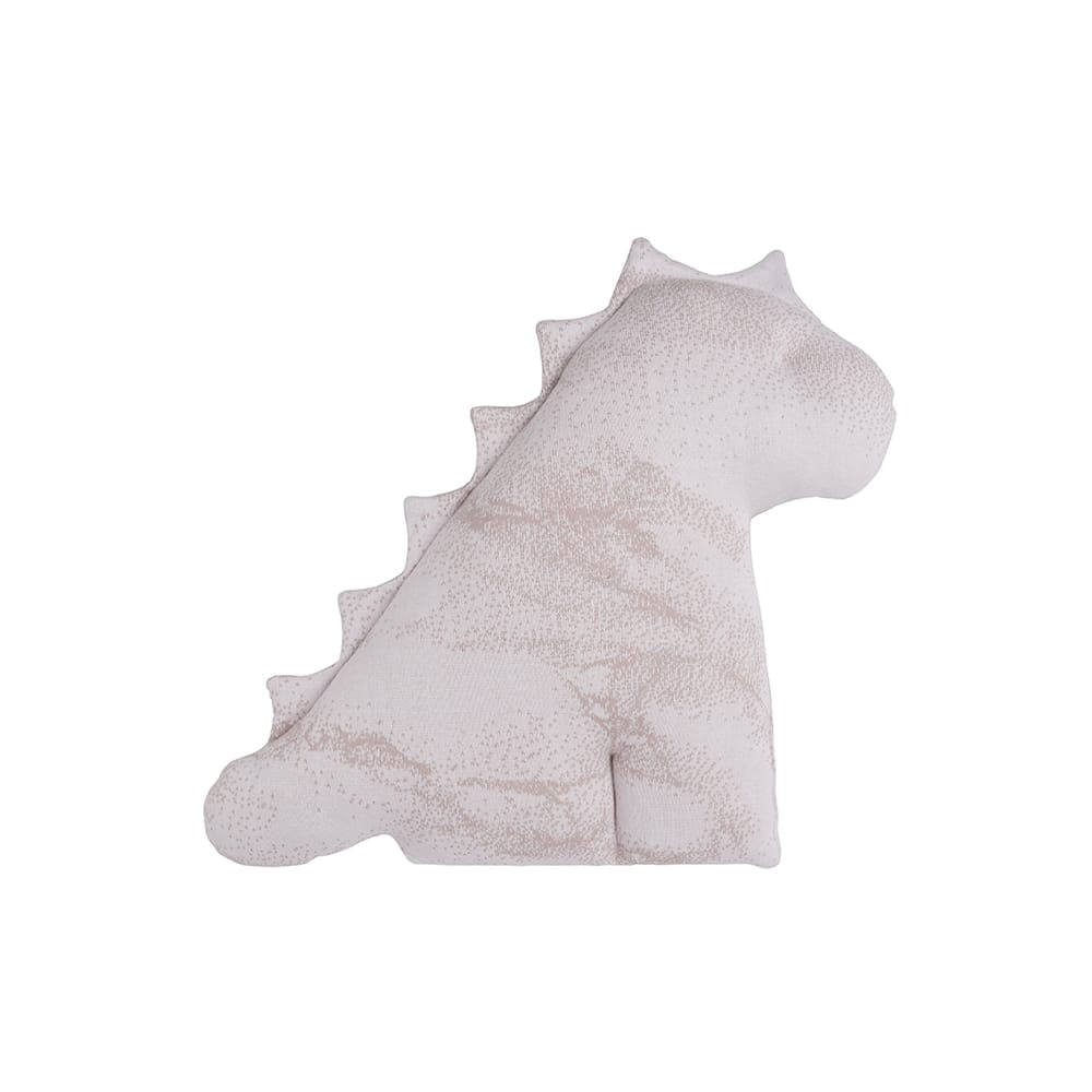 cuddly dino marble old pinkclassic pink 40 cm