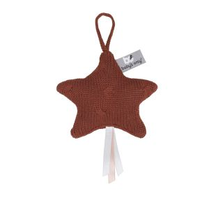 Decoration star Cable brique