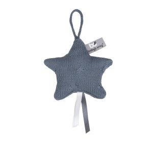 Decoration star Cable granit