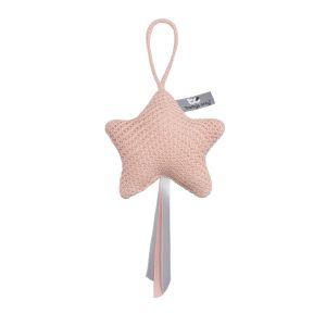 Decoration star Classic blush