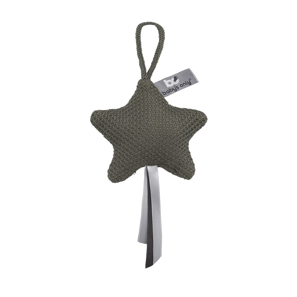 decoration star classic khaki