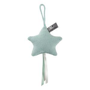 Decoration star Classic mint