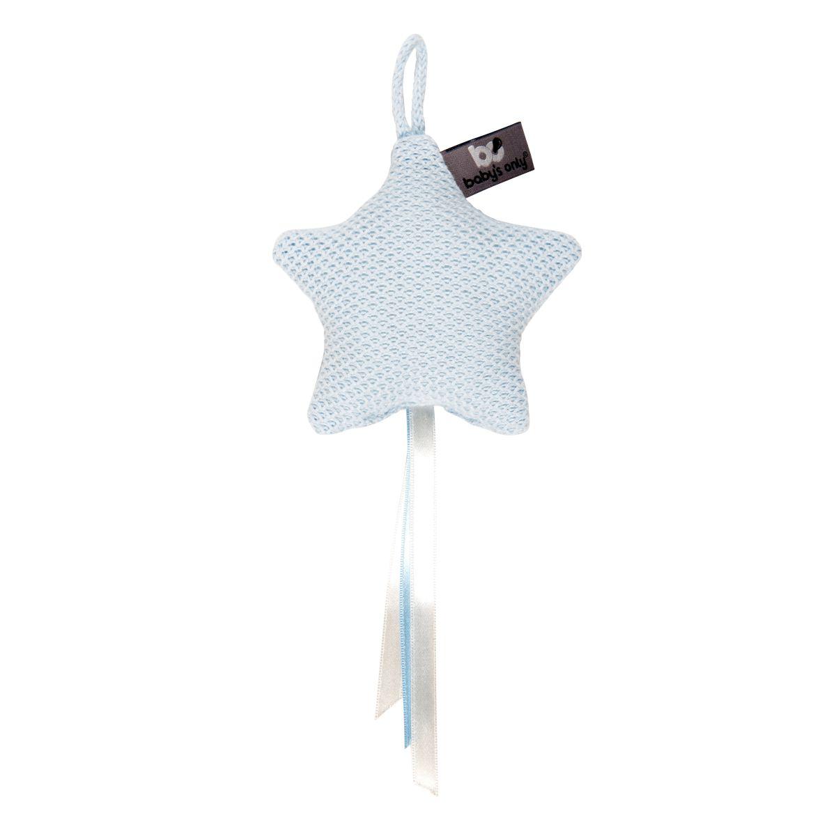 decoration star classic powder blue