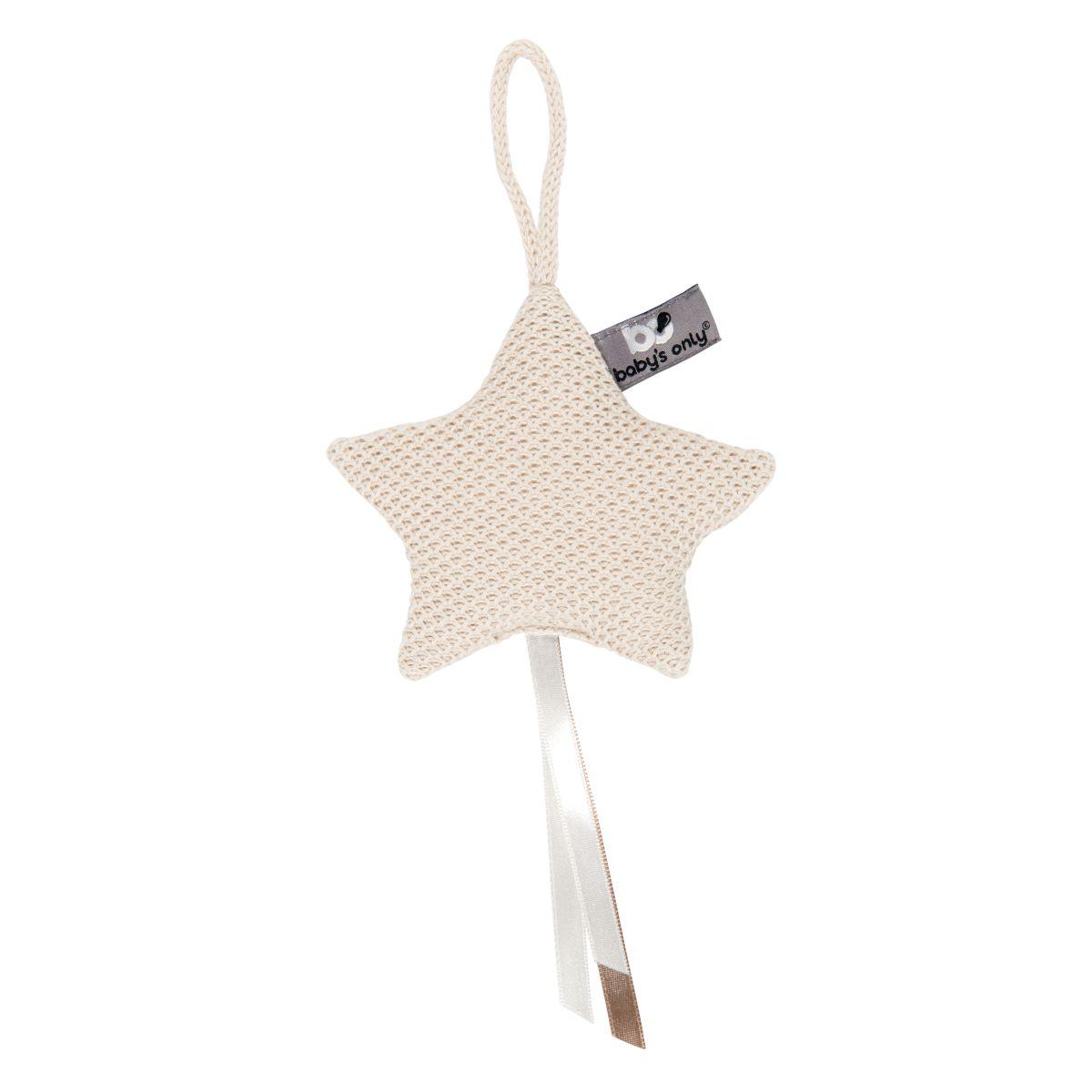 decoration star classic sand