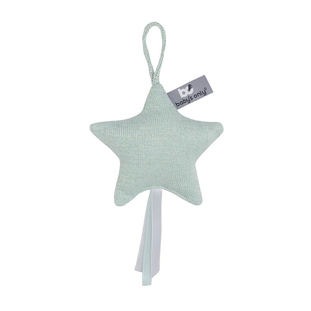 decoration star sparkle goldmint melee