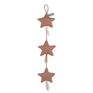 Decoration string Sparkle copper-honey melee