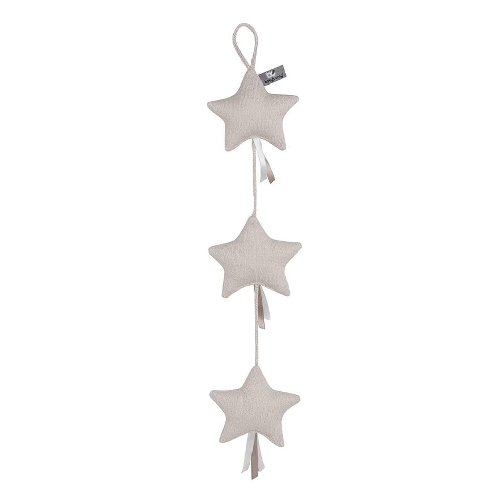 decoration string sparkle goldivory melee