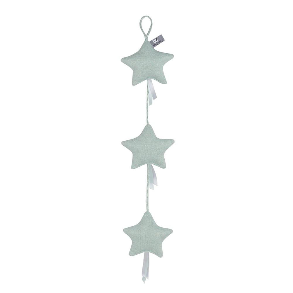 decoration string sparkle goldmint melee