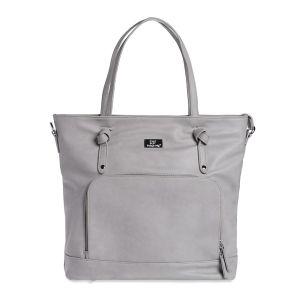 Diaper bag grey