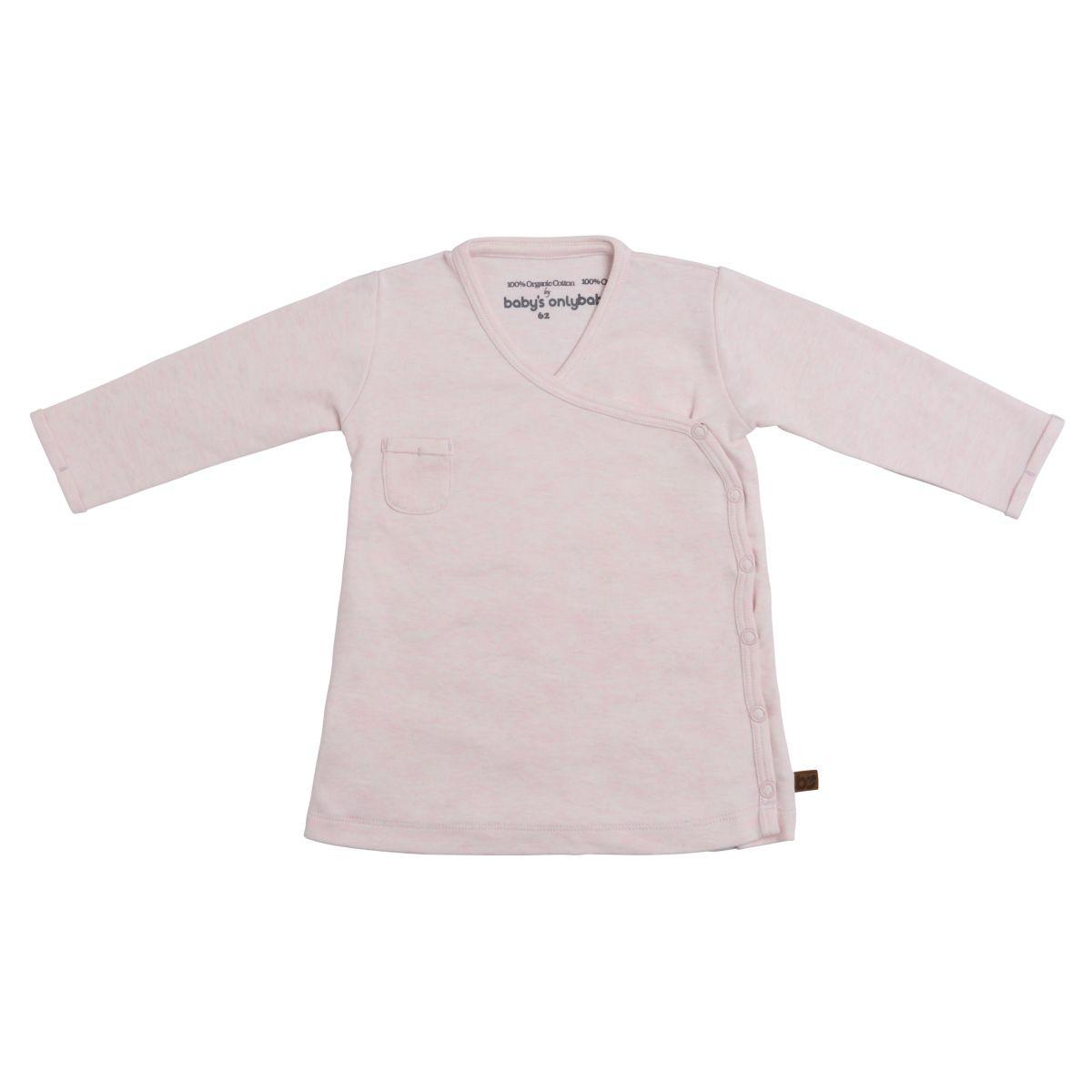 dress melange classic pink 68