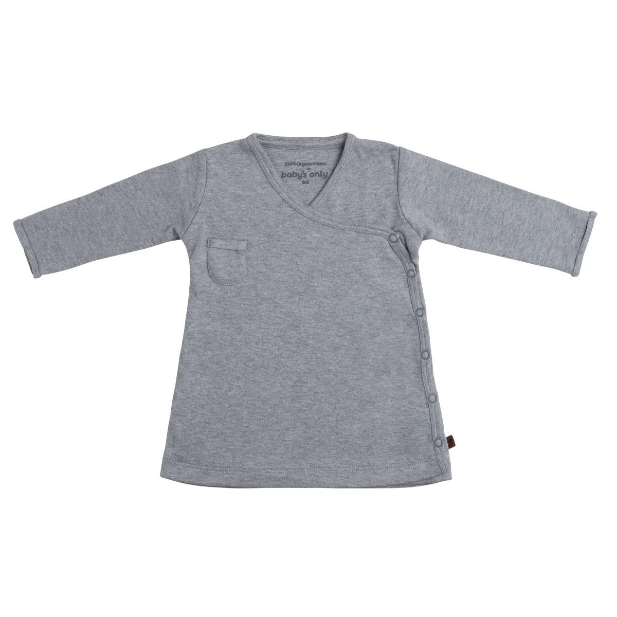 dress melange grey 56
