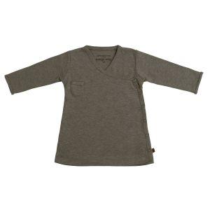 Dress Melange khaki - 68