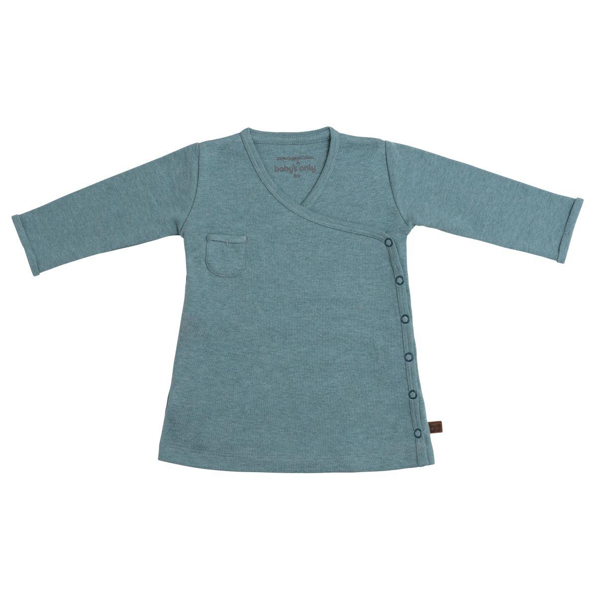 dress melange stonegreen 50