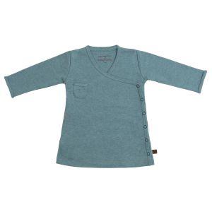 Dress Melange stonegreen - 68
