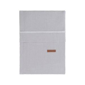 Duvet cover Breeze grey - 100x135