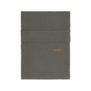 Duvet cover Breeze khaki - 100x135