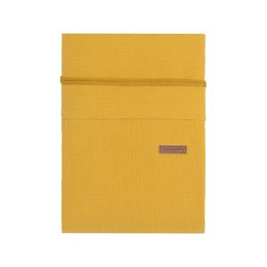 Duvet cover Breeze ochre - 100x135