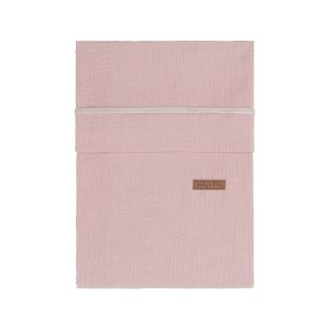 Duvet cover Breeze old pink - 100x135
