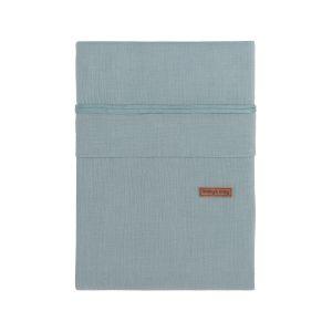 Duvet cover Breeze stonegreen - 100x135