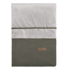 Duvet cover Classic khaki - 100x135