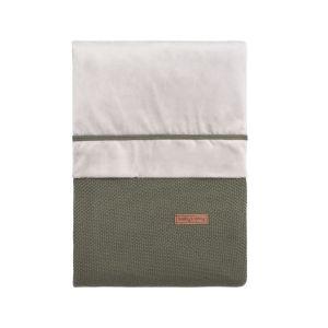 Duvet cover Classic khaki - 80x80