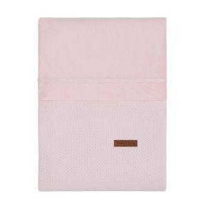 Duvet cover Classic pink - 80x80
