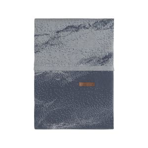 Duvet cover Marble granit/grey - 100x135
