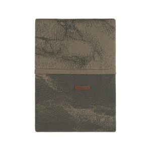 Duvet cover Marble khaki/olive - 100x135