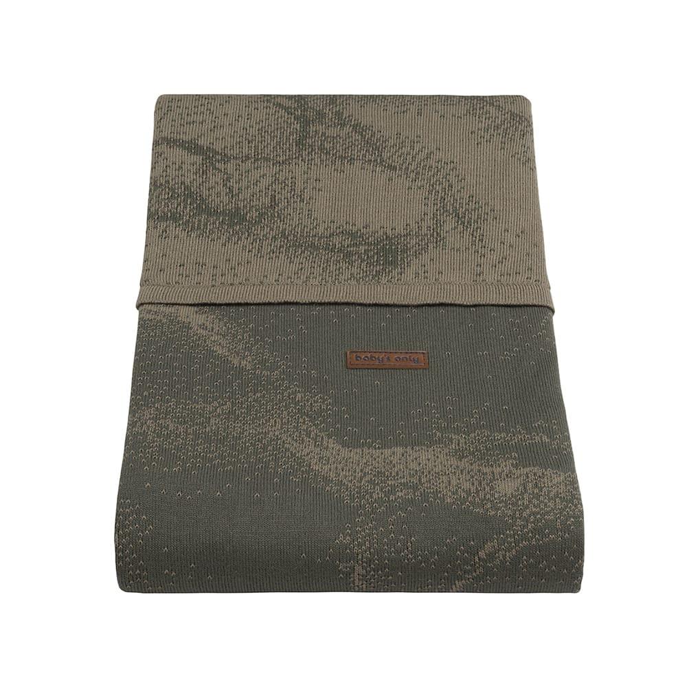 duvet cover marble khakiolive 100x135