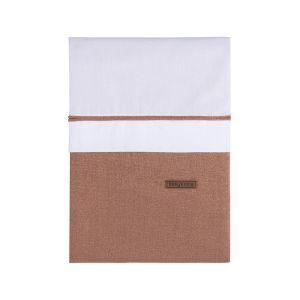 Duvet cover Sparkle copper-honey melee - 100x135