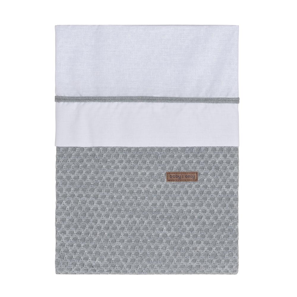 duvet cover sun greysilvergrey 100x135